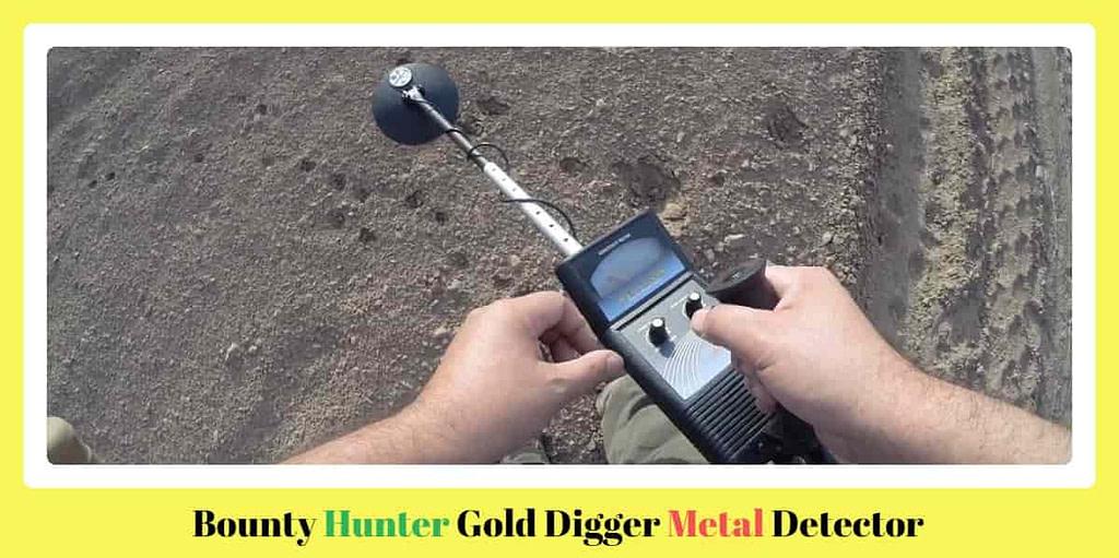 Gold Digger Metal Detector