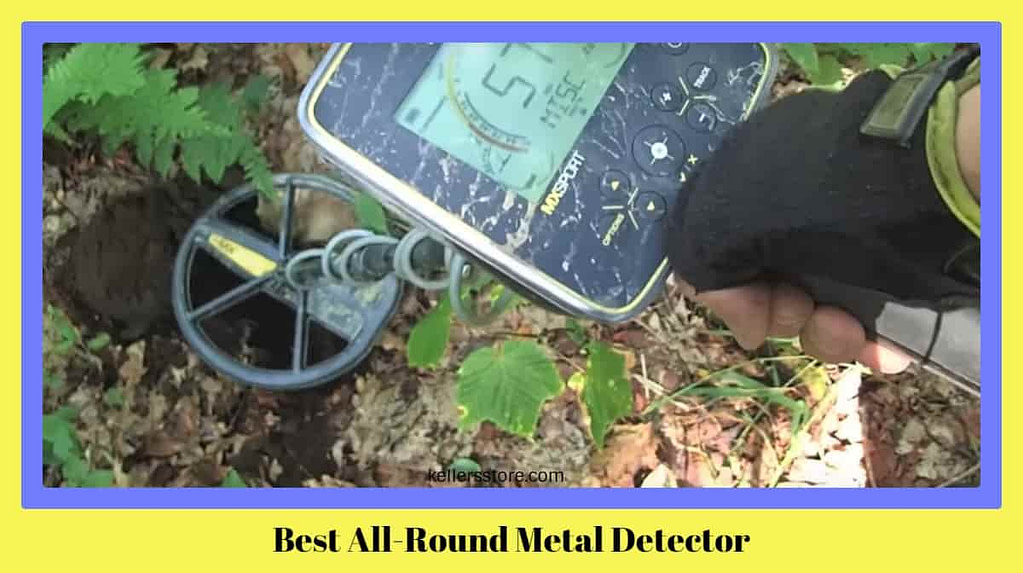 Best All Round Metal Detector