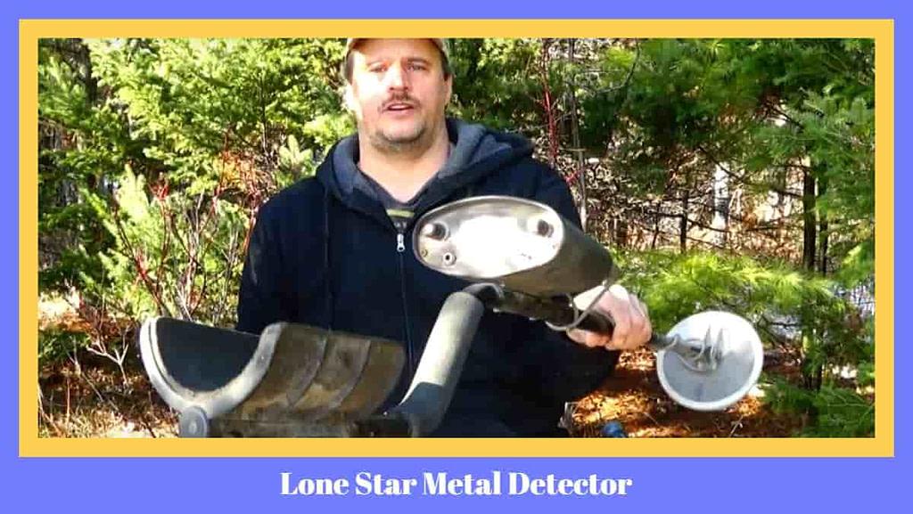 Lone Star Metal Detector