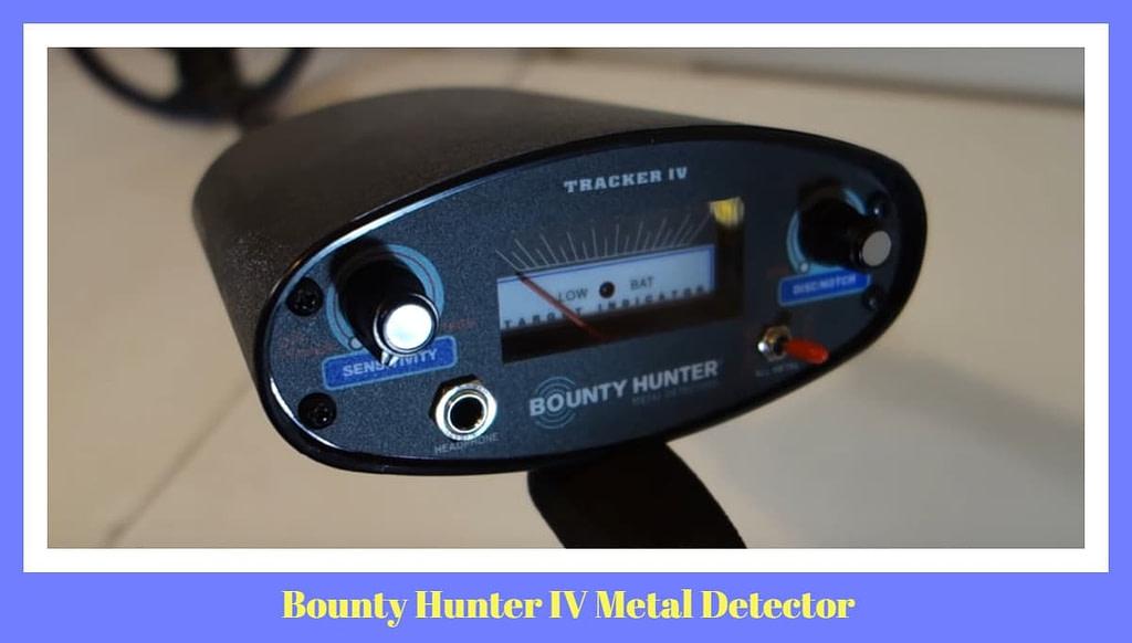 IV Metal Detector