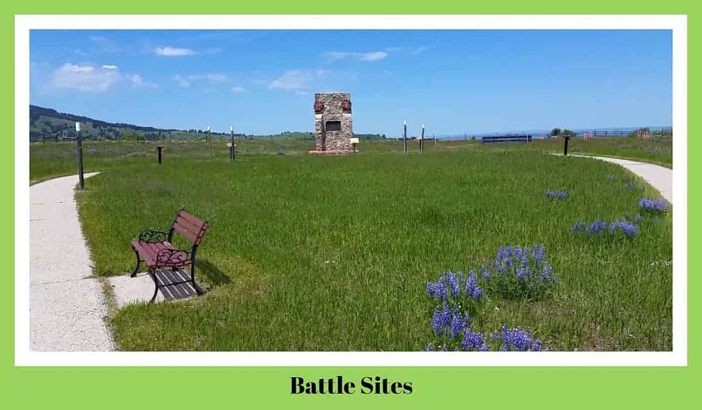 Battle Sites