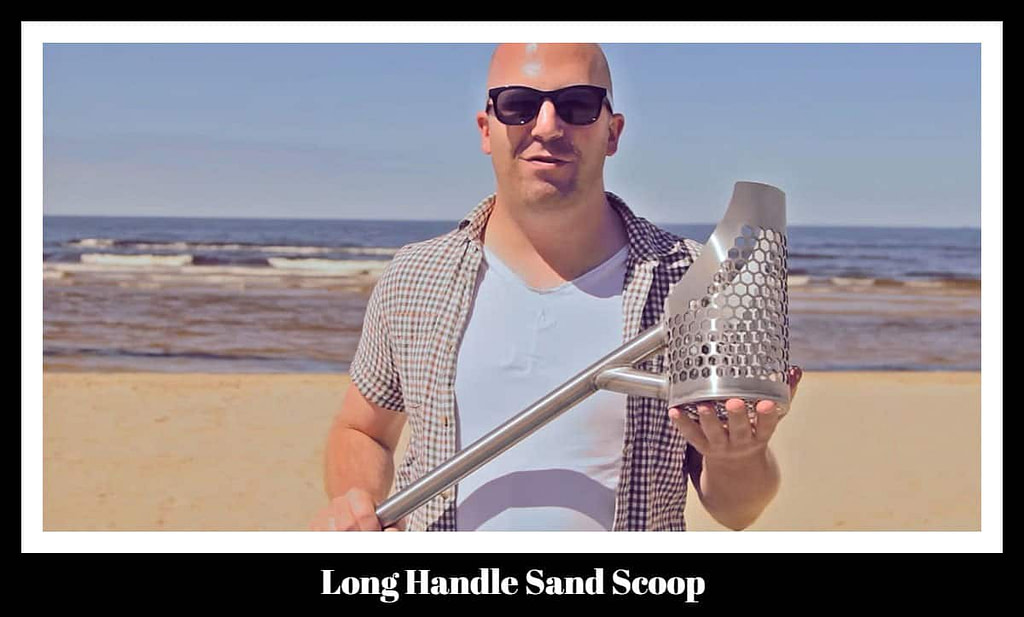 Long Handle Sand Scoop