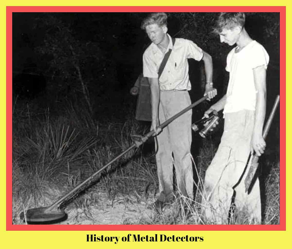 History of Metal Detectors