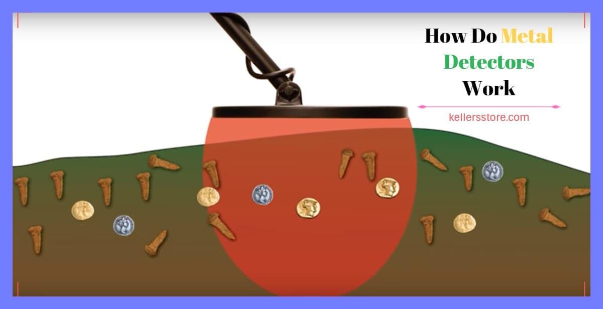 How Do Metal Detectors Work
