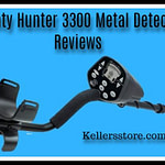 Bounty Hunter 3300 Metal Detector Reviews Guide 2020
