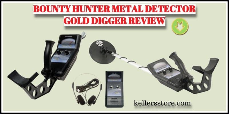 Bounty Hunter Metal Detector Gold Digger Review
