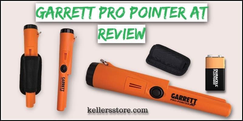 Garrett Pro Pointer At