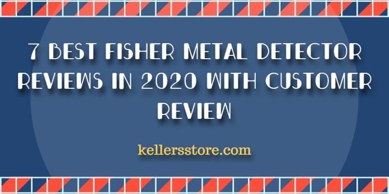 Fisher Metal Detector Reviews