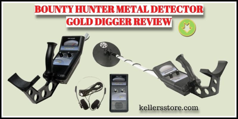 Bounty Hunter Metal Detector Gold Digger Review