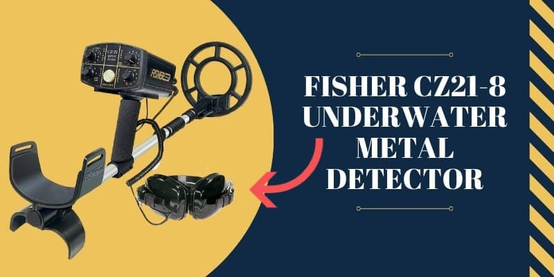 Fisher CZ21-8 Underwater Detector