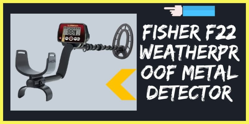 Fisher F22 Weatherproof Detector